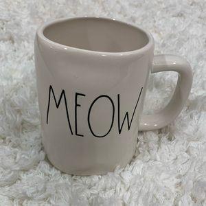 NEW Rae Dunn Meow Mug